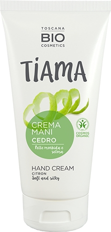Crema de maini cu lamai salbatic bio 50ml Tiama
