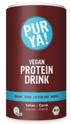 Vegan Protein Drink cacao-carob eco 550g